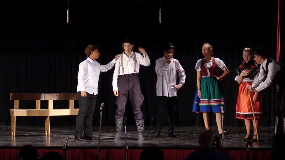 Fesztysek – Gyermek színjátszó csoportÓgyalla