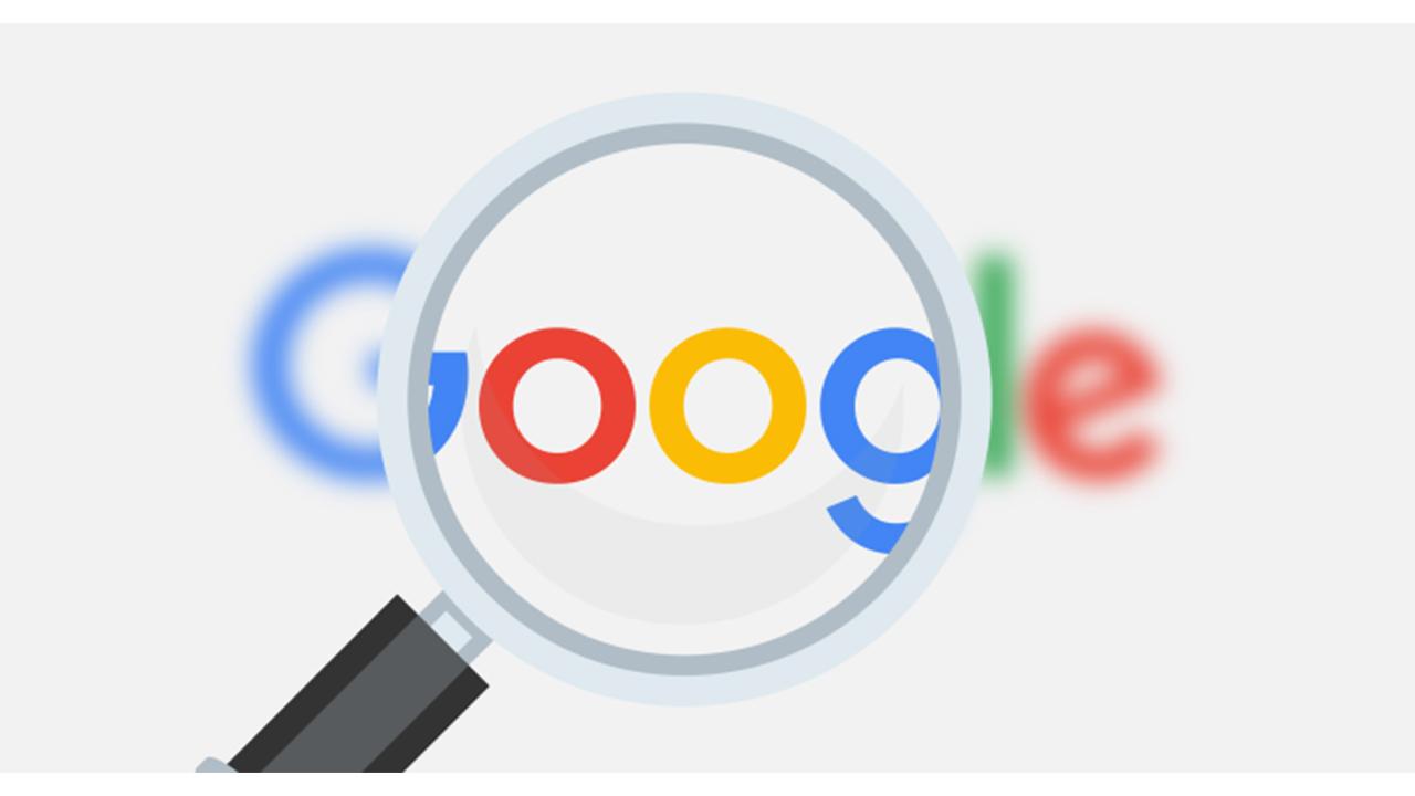 Google keresés 2018