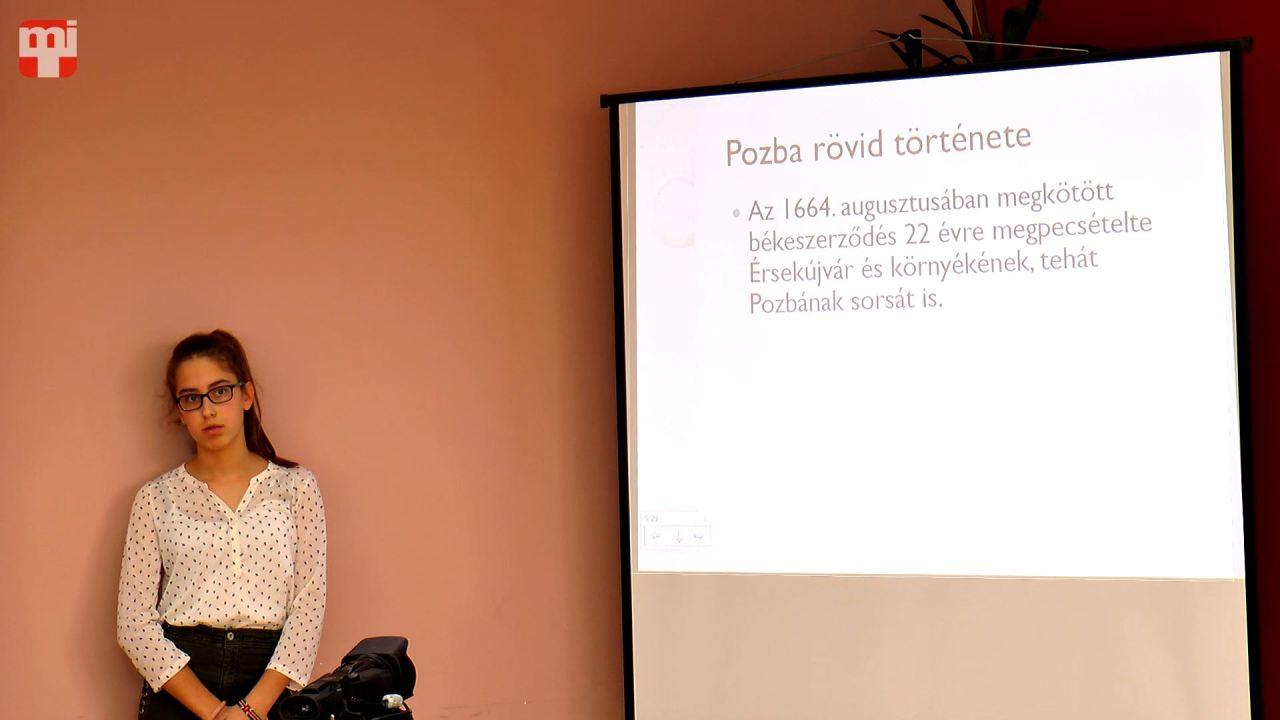 Kincskeresők 2018 - Pásztor Réka, Léva - Pozba - Régen és napjainkban