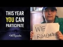 #WeRemember • a holokauszt nemzetközi emléknapja