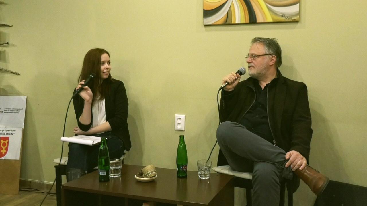 Dézsi Fruzsina és Máté Gábor