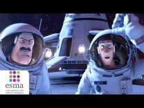 Sci-Fi rövidfilmek: Asteria – ESMA 2016