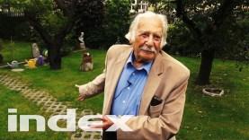 100 éves lett Bálint gazda