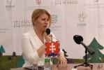 Gombaszög 2019 - Beszélgetés Zuzana Čaputová köztársasági elnökkel