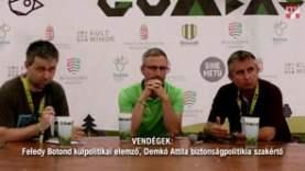 Gombaszög 2019 – Magyar érdekérvényesítés nagyhatalmi játéktérben (1)
