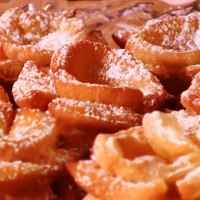 Farsangi finomságok • RÓZSAFÁNK