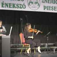 XVII. Csengő Énekszó - a budapesti Ad Libitum Kamaraegyüttes 3.