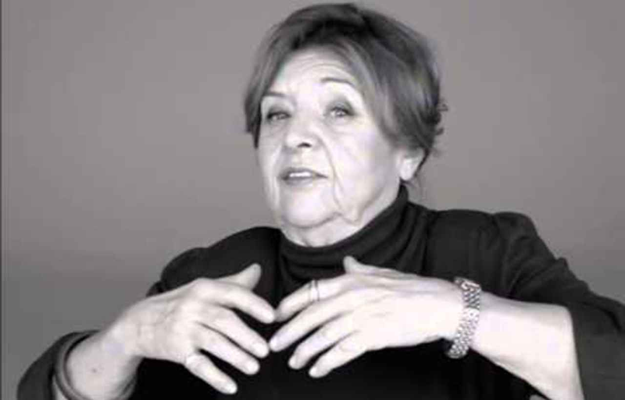 Elhunyt Eva Krížiková