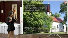 KINCSKERESŐK XV. – Az ipolyszakállosi evangélikus templom története