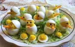 húsvéti asztalra