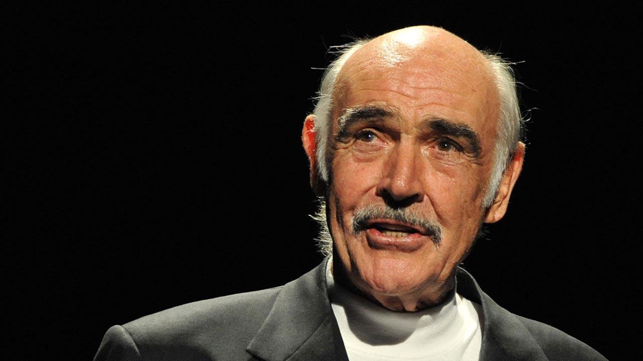 Elhunyt Sir Sean Connery