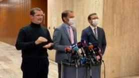 Igor Matovič kormányfő ismét haragszik