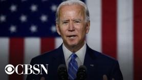 Ismerkedjenek meg vele: Joe BIDEN az USA 46. elnöke