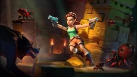 Rajzfilmszerű Tomb Raider játék érkezik