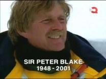 Antarktisz • Sir Peter Blake a jég birodalmában