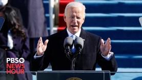 Joe Biden beiktatási beszédének legfontosabb pillanatai magyar felirattal