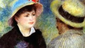 """""""A föld az istenek paradicsoma: ezt akarom megfesteni"""" (Renoir)"""
