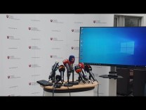 Az egészségügyi miniszter sajtótájékoztatója a jelenlegi járványhelyzetről