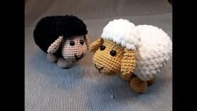 Húsvéti bárány horgolása