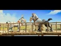 Don Qioute szamarancsa (animációs film)