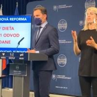 Matovič adó- és járulékreformja
