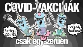 Szurkálódjunk!: COVID-vakcinák – csak egyszerűen