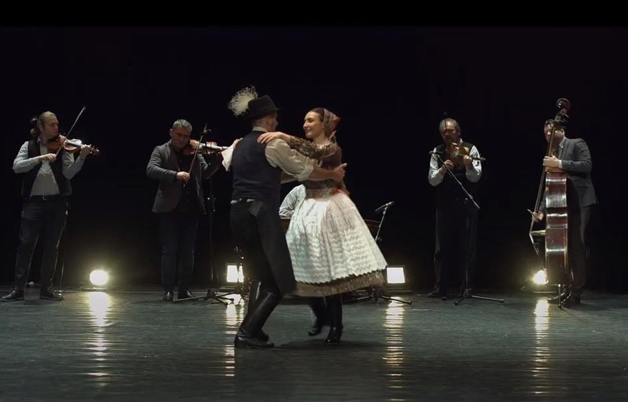 A szlovákiai magyarság népi tánchagyományai • Ipoly mente