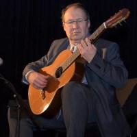 ÖRÖKLÉT: Szilvágyi Sándor gitárművész
