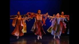 ÖRÖKLÉT: Loósz Krisztina táncművész