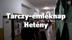 XX. Tarczy-emléknap • KIÁLLÍTÁS