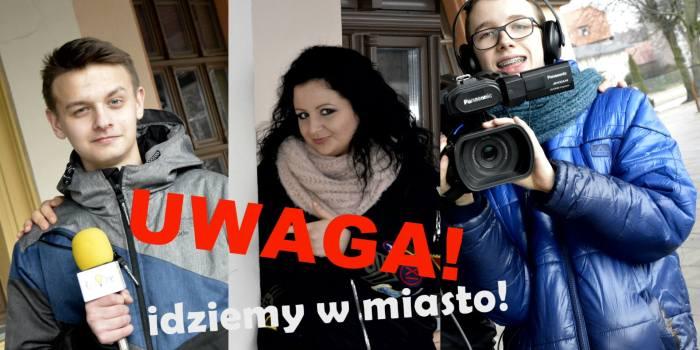 ekipa RzeczJasnaTV przy pracy