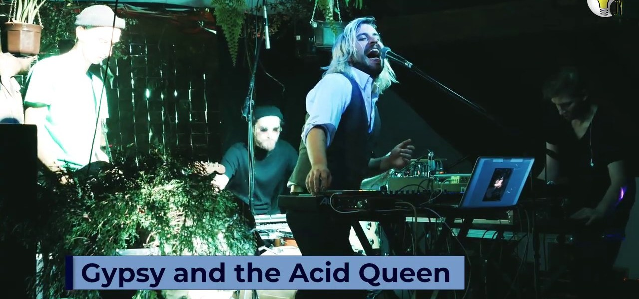 GYPSY AND THE ACID QUEEN - Ostróda 22.11.2019