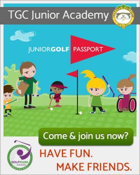 Telford Golf Club Junior Golf Passport