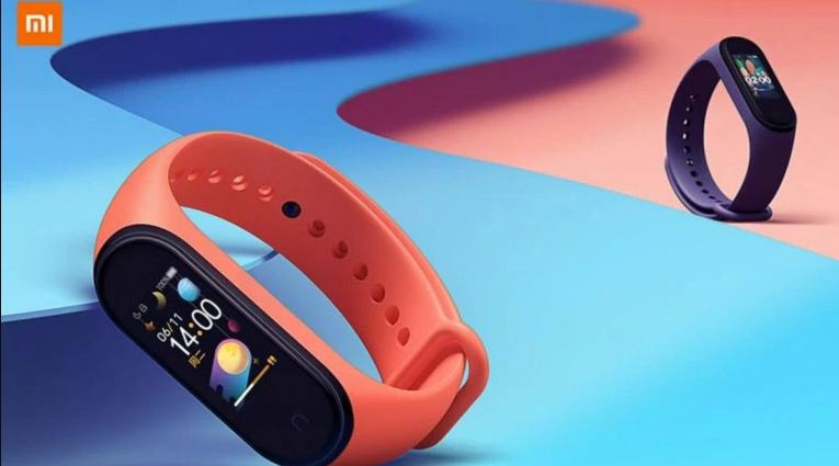 Mi Smart Band 4 in India