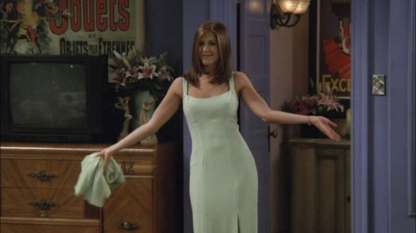 One of Rachel Green's most iconic dresses is now available to buy | My Imperfect Life