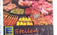 Grillfleisch – Von EDEKA 'frisch op de Desch'