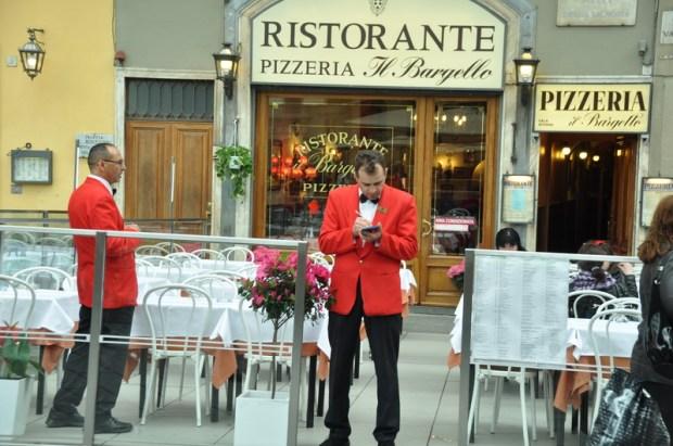 Kellner Florenz