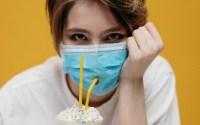 Mit Mundschutz gegen Adipositas und Corona?