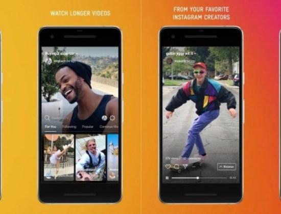 Instagram launches IGTV, IGTV