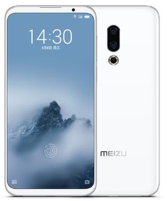 Meizu 16s will have a similar design to this Meizu 15
