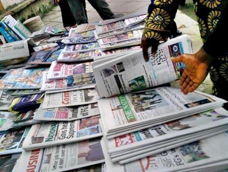 Nigerian Newspapers Online