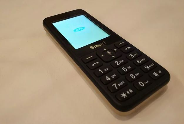 3G smart feature phone.