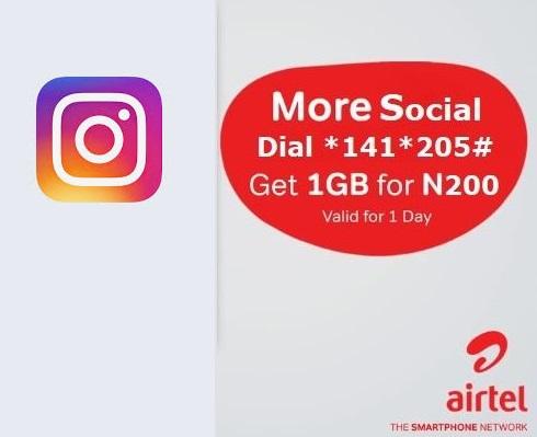 Airtel Instagram Bundle