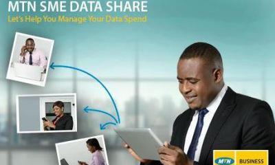 MTN SME Data Share