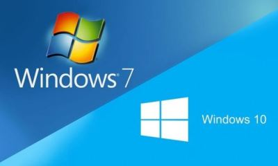 Upgrading From Windows 7 to Windows 10