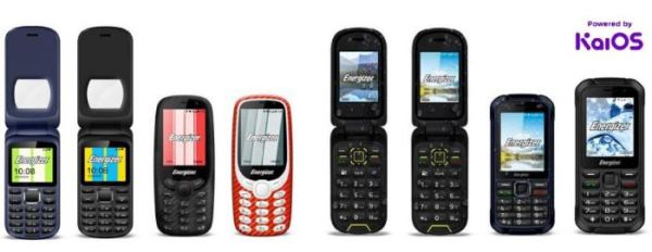 ENERGIZER FEATURE PHONE
