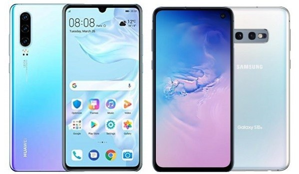 Huawei P30 vs Samsung Galaxy S10e comparison review Huawei P30 vs Samsung Galaxy S10e: Which Of The Duo Can Meet Up With Your Need?
