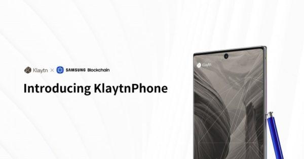 Klaytnphone samsung galaxy note10 5g
