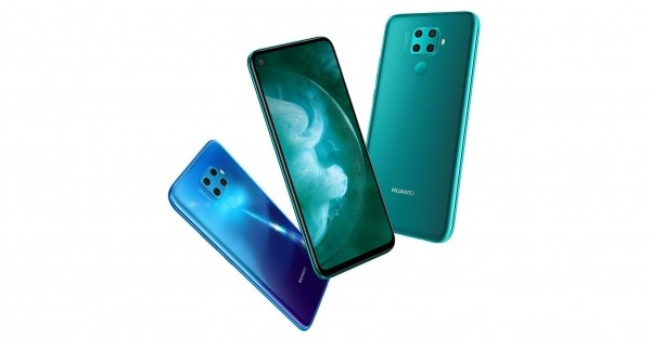 Huawei Nova 5z in colours