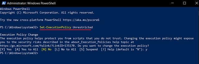 Resolve Error 0x80246019 on Windows 10